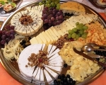 Mísa vybraných sýrů