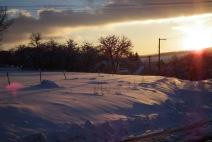 Zima na Lopeníku