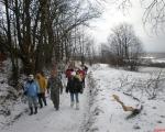 Štěpánský pochod od Chaty Lopeník